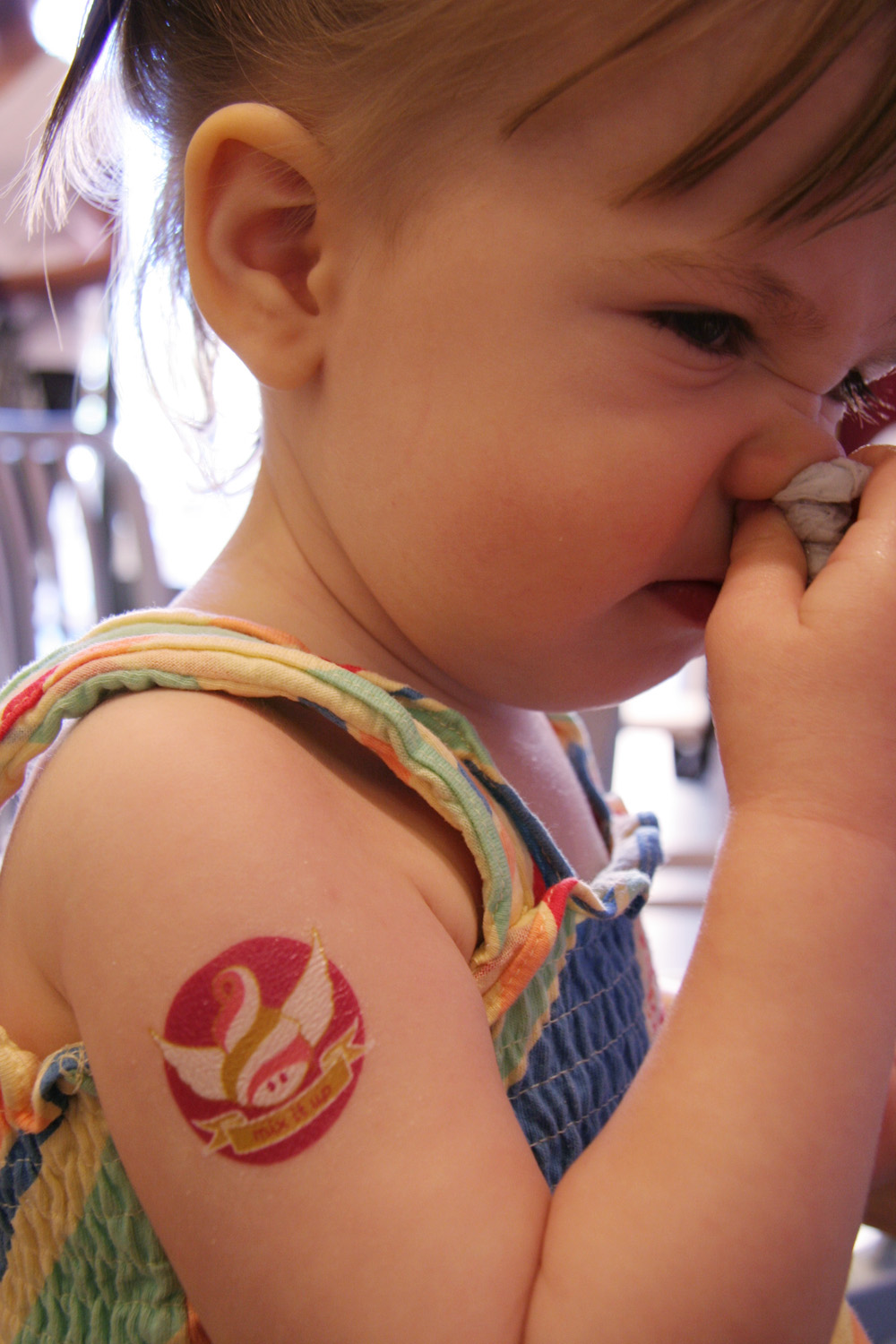 sweet temporary tattoos,