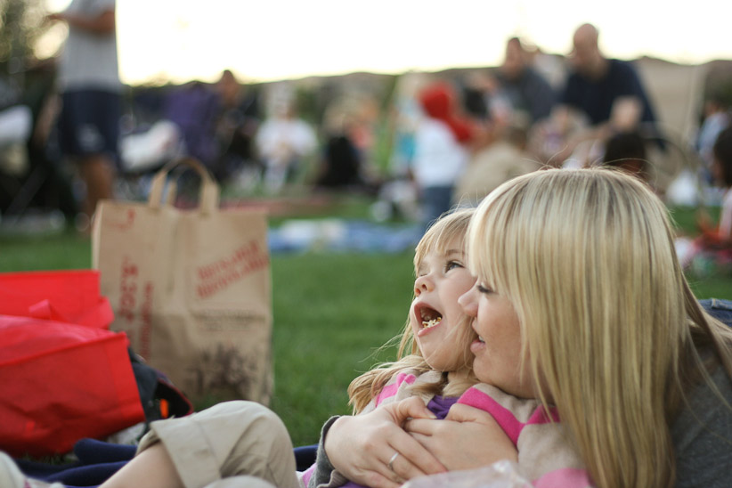Movie in the Park 7