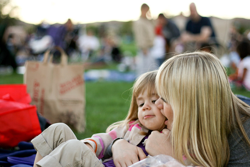 Movie in the Park 8